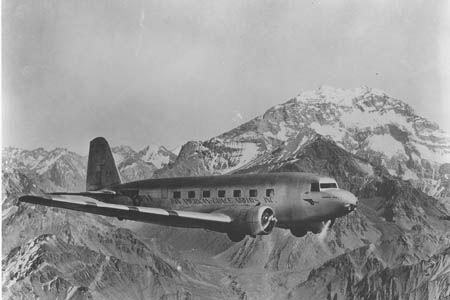 Douglas DC-1/DC-2 - Holcomb's Aerodrome