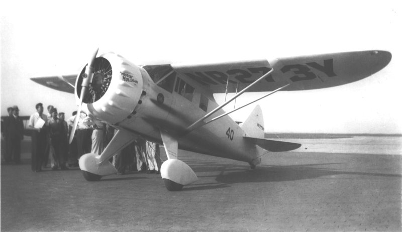 Howard Dga 6 Mister Mulligan Holcomb S Aerodrome